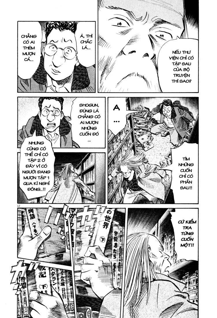 20th Century Boys chapter 126 trang 25