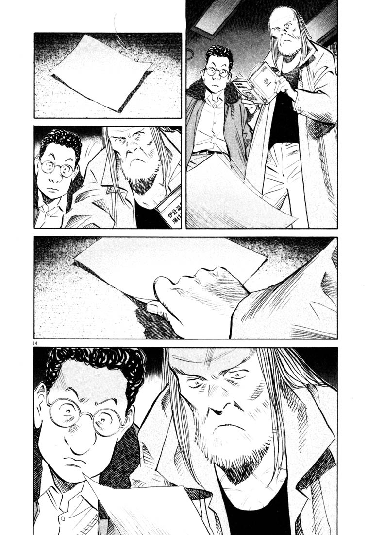 20th Century Boys chapter 126 trang 29