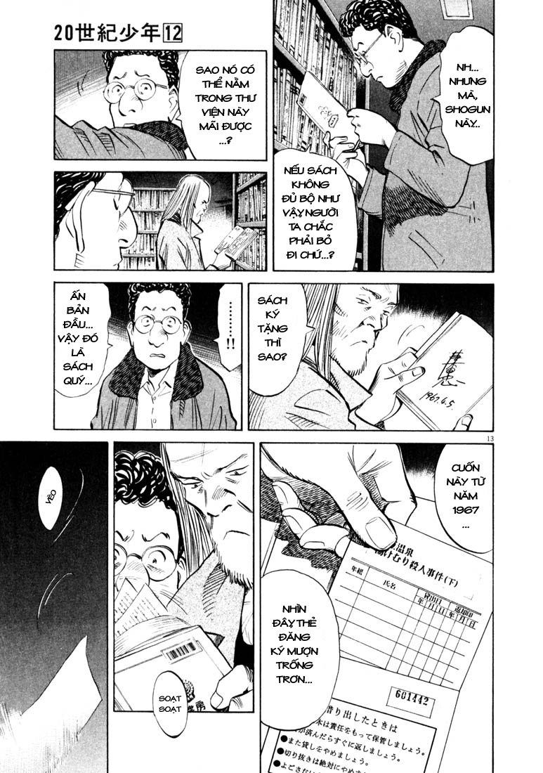 20th Century Boys chapter 126 trang 27