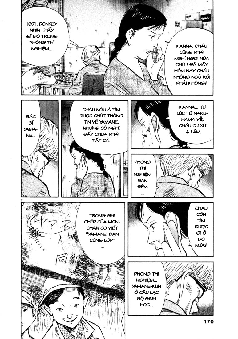 20th Century Boys chapter 131 trang 5