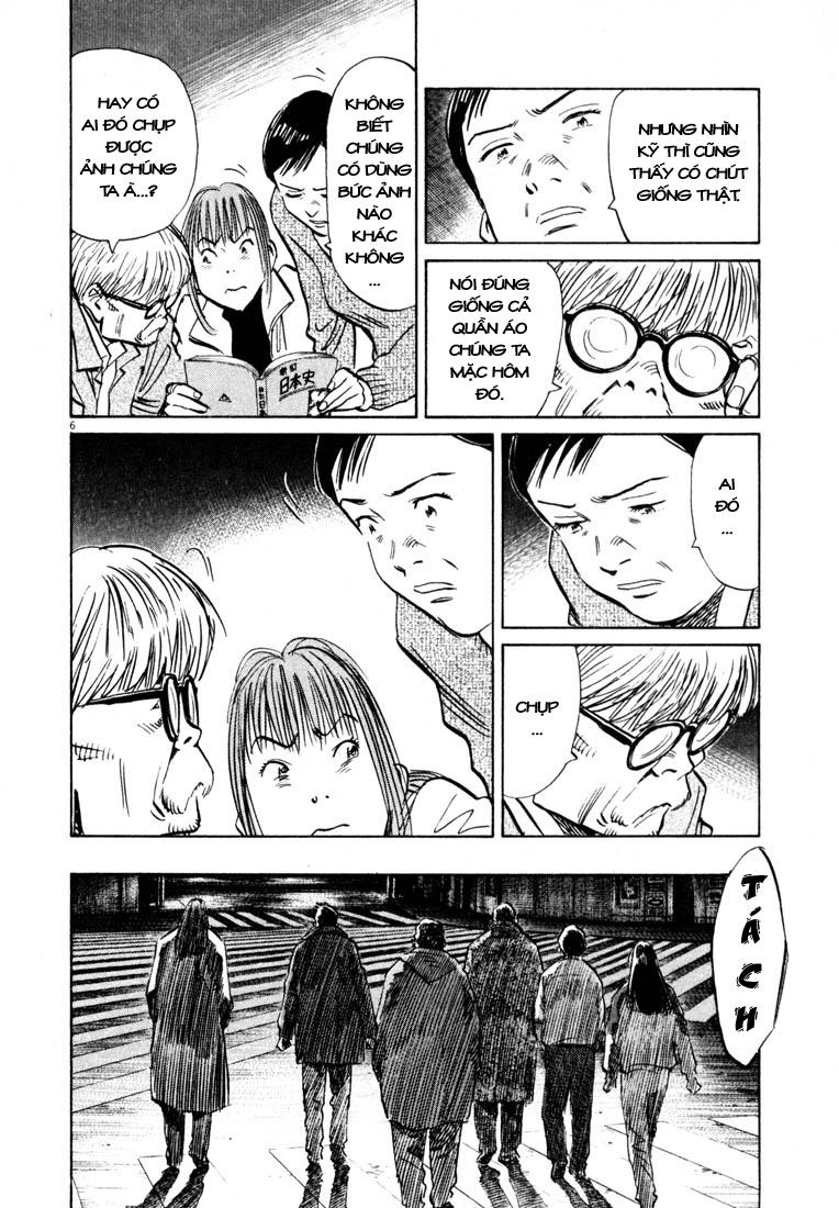 20th Century Boys chapter 131 trang 13