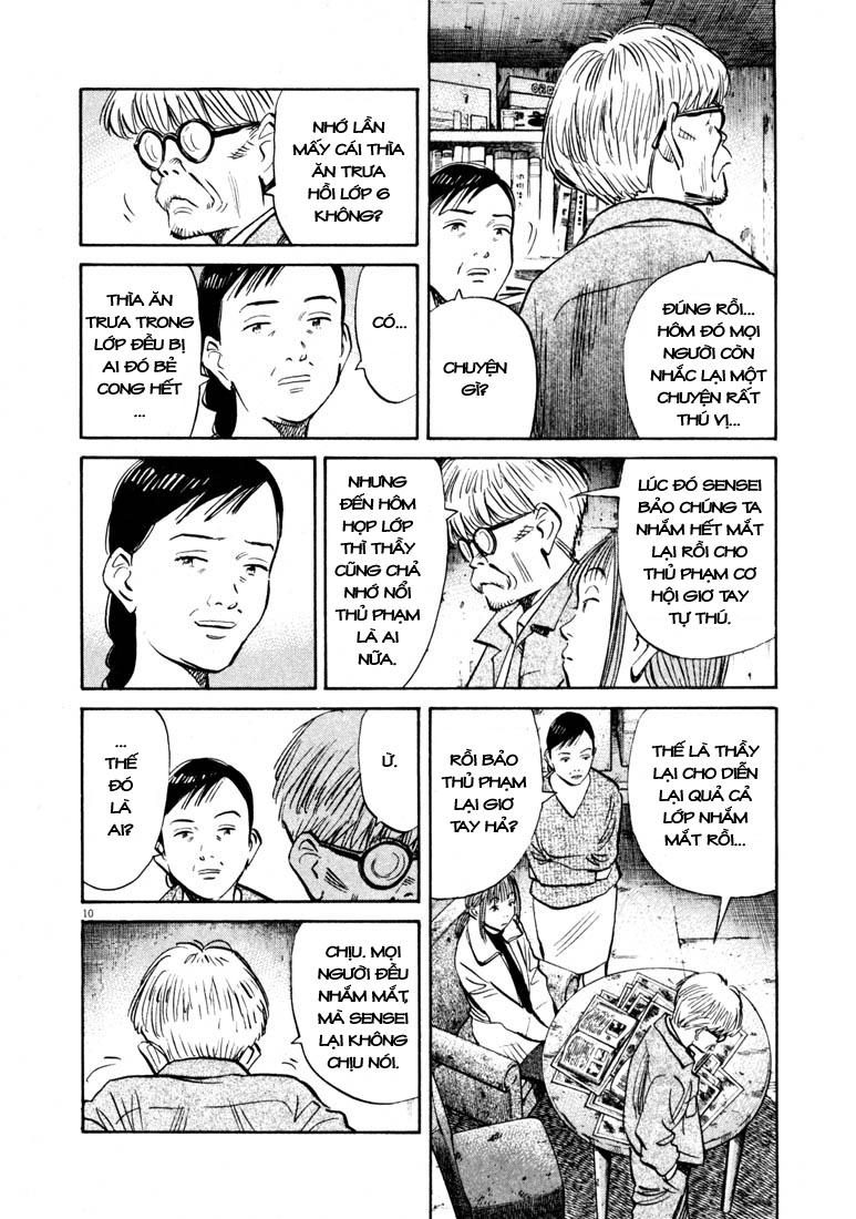 20th Century Boys chapter 131 trang 21