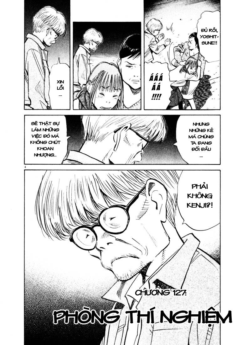 20th Century Boys chapter 127 trang 9