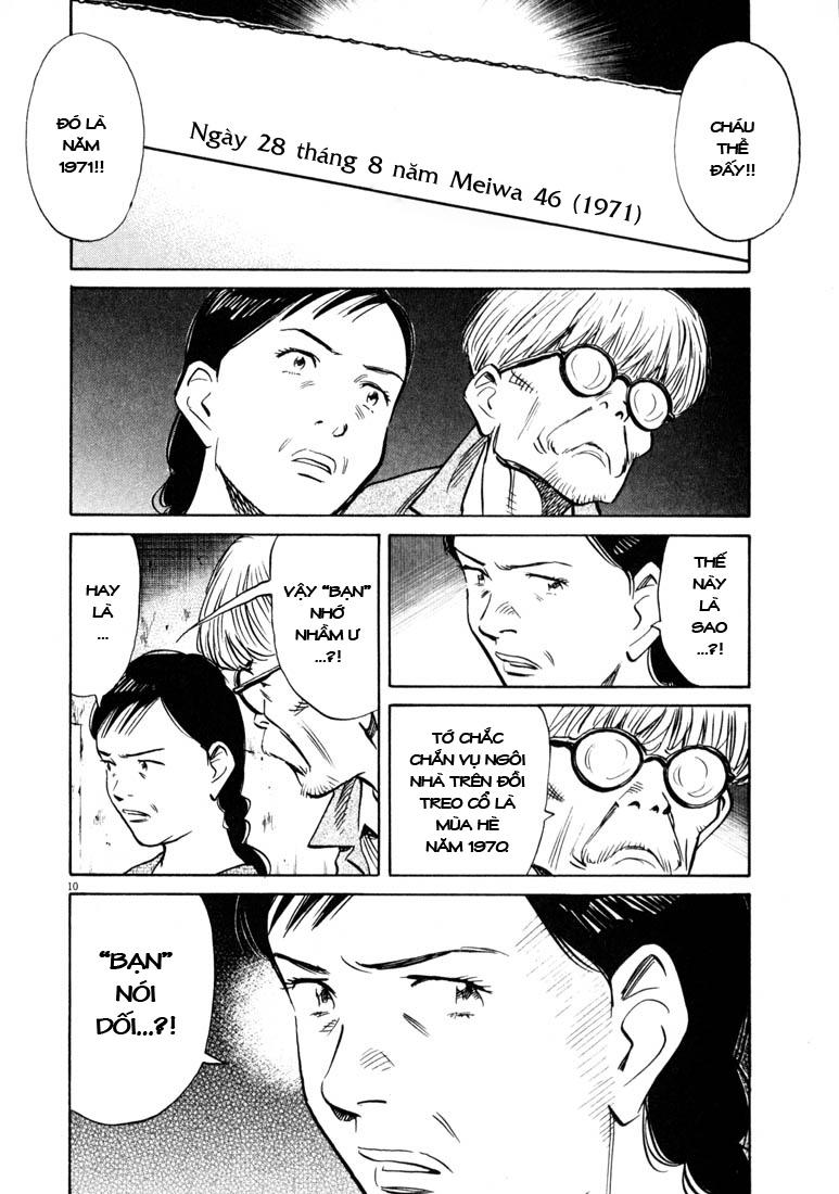 20th Century Boys chapter 127 trang 21