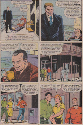 Maybe in the DCU, the Atom bugged Watergate...