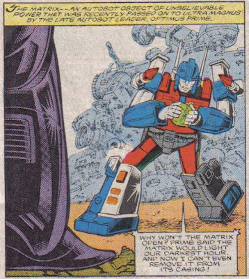 So, just because you're boned doesn't necessarily make it the Autobots' darkest hour: don't think too highly of yourself.