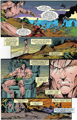 Atlantis was about ten minutes away from being turned into a Sandals resort, before Namor got there...