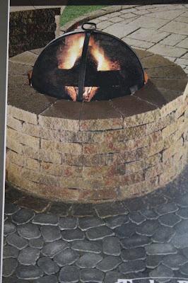 Camosse Masonry Supply Valencia Fire Pit Kit By Techo Bloc