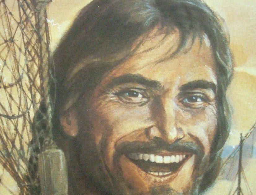 Thoughts of Loy: The laughing Jesus