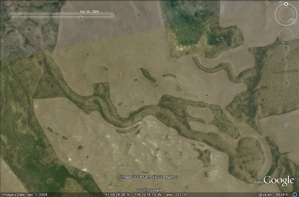 Reading the Washington Landscape: Esker Near Lake Padden?
