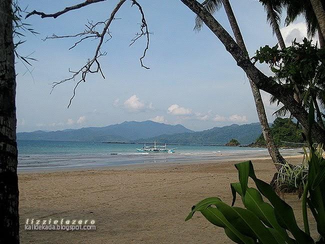 Kali Taraw Beach Palawan