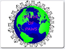 PAWS REACHING OUT ACROSS THE OCEANS