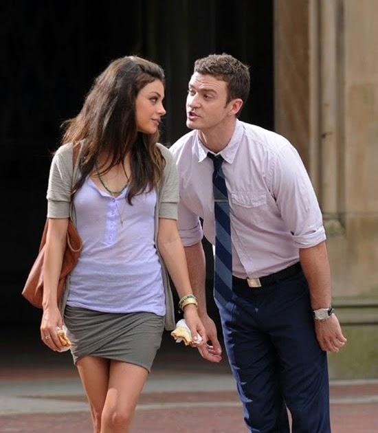 """Reel Talk Online: First Look: """"Friends With Benefits"""""""