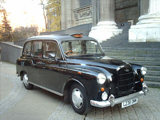 Some Time Ago I Decided To Take A Friends Advice And Bought Myself An Old London Taxi Use As Family Car Spent Ages Trawling The Internet Trying