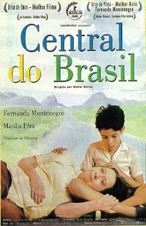 Poster Central do Brasil