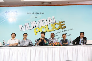 Rosshan Andrrews and Prithviraj together for 'Mumbai Police'