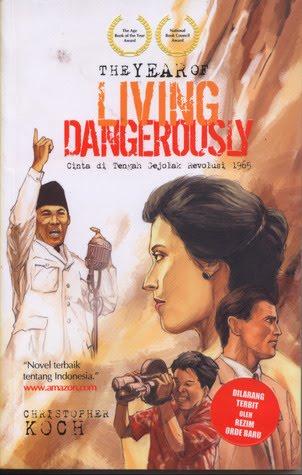 Pojok Buku-Buku: The Year Of Living Dangerously ...