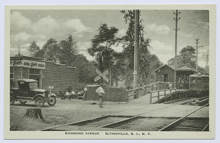 A Staten Island Lady*: The Staten Island Railroad: Then & Now