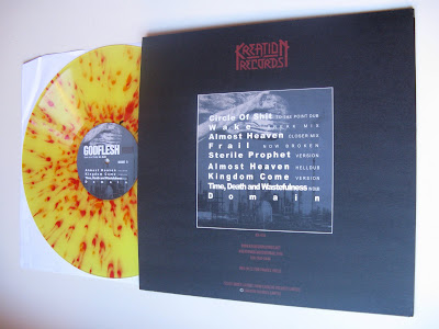 Vinyl Abuse Godflesh Love And Hate In Dub