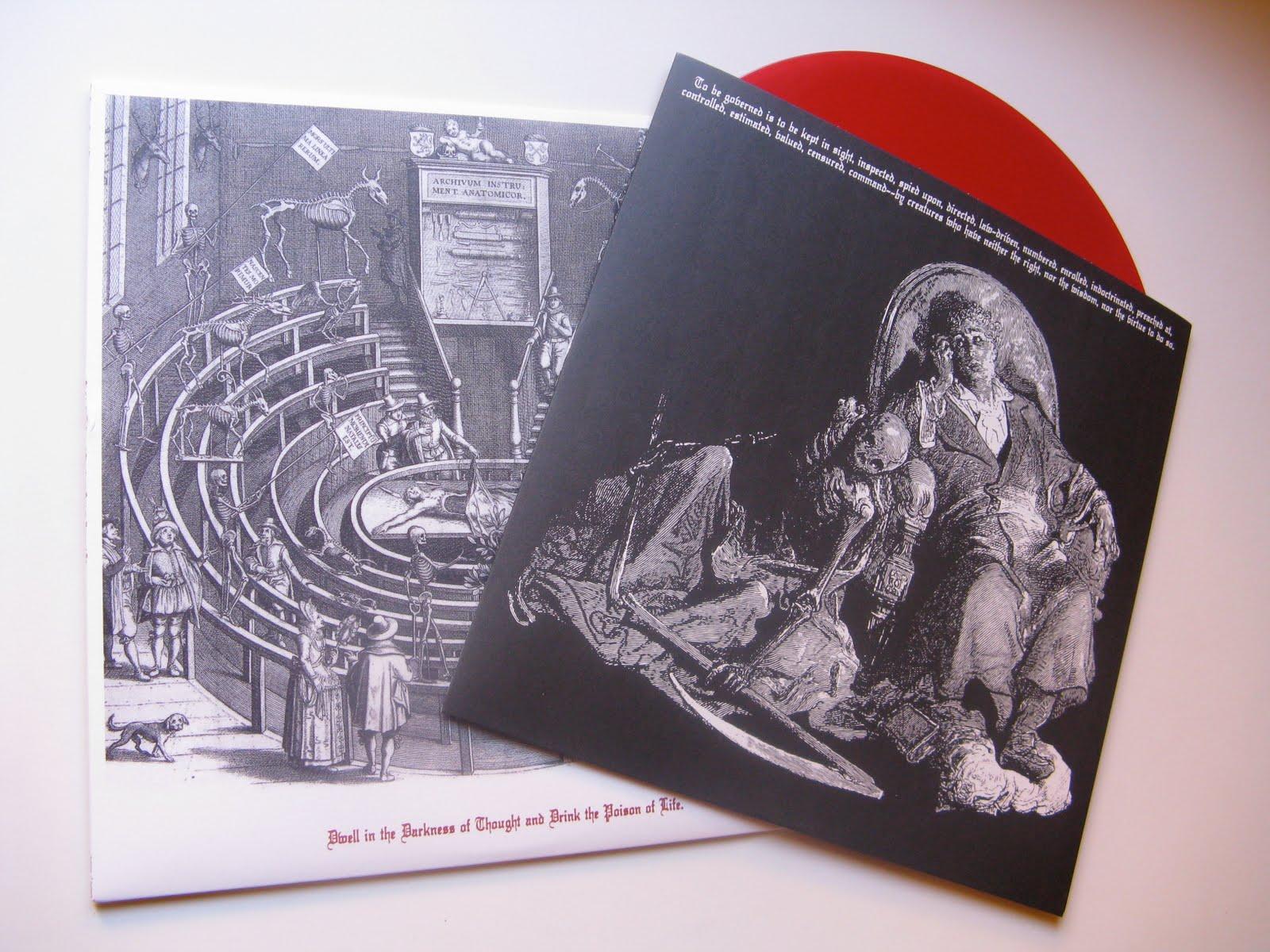 Parade of Flesh » THOU vinyl