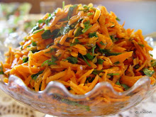 Carrot and Parsley Salad