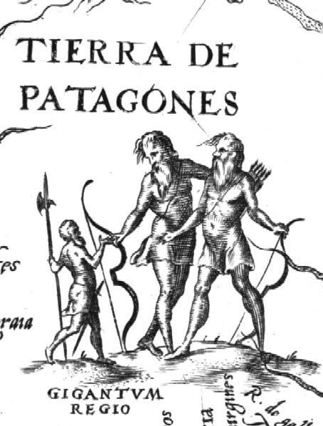 The Patagon, Patagonia Giants