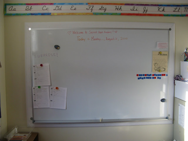 Magnetic Board Children S Room