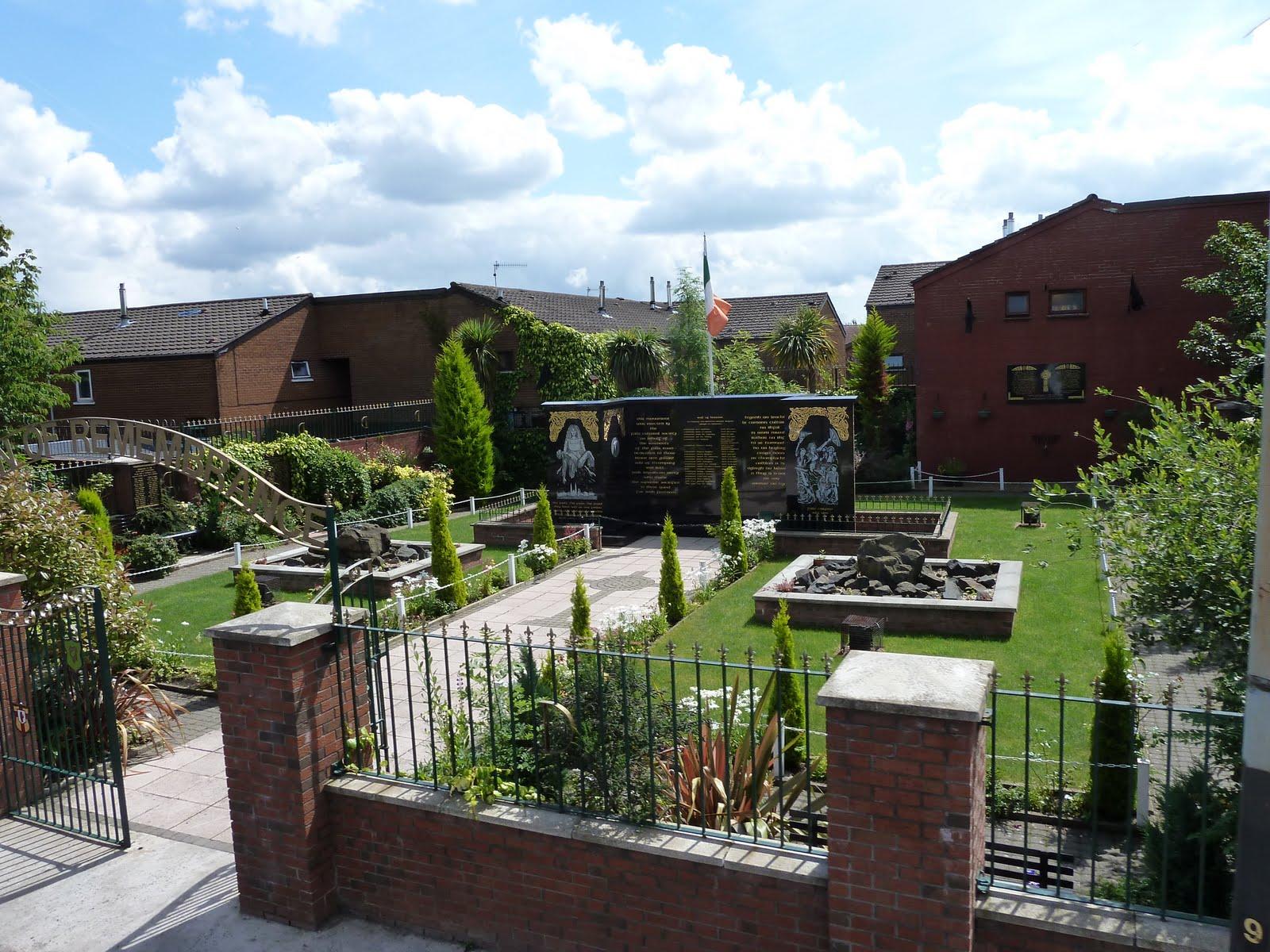 shankill memorial garden