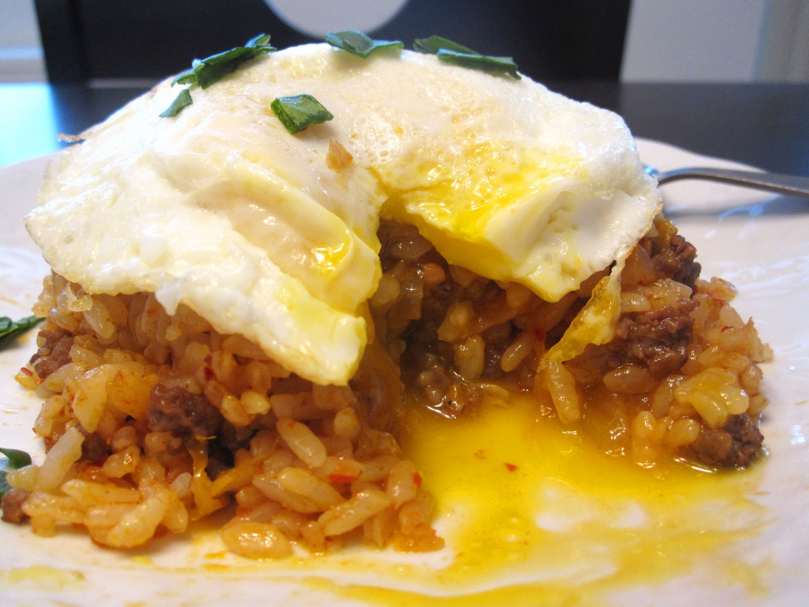 Kimchi Bokumbop Kimchi Fried Rice