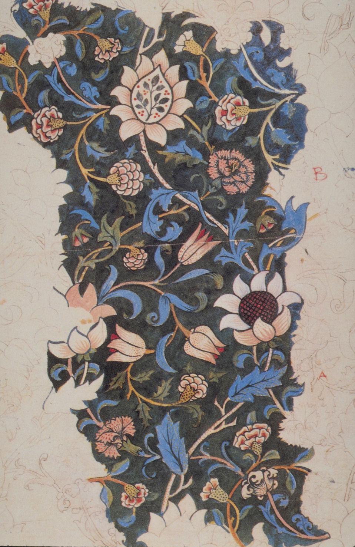 wallpaper william morris | wallpaper