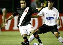 5e79ed1cd8 O Corinthians não fez sua parte para escapar de vez do perigo de disputar a  Série B em 2008. Bastava vencer o Vasco