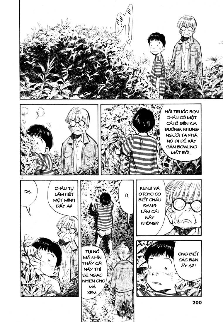 20th Century Boys chapter 156 trang 25