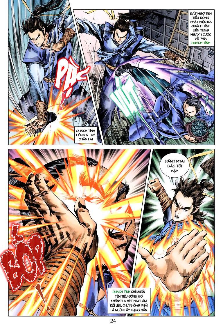 Anh Hùng Xạ Điêu anh hùng xạ đêu chap 10 trang 24