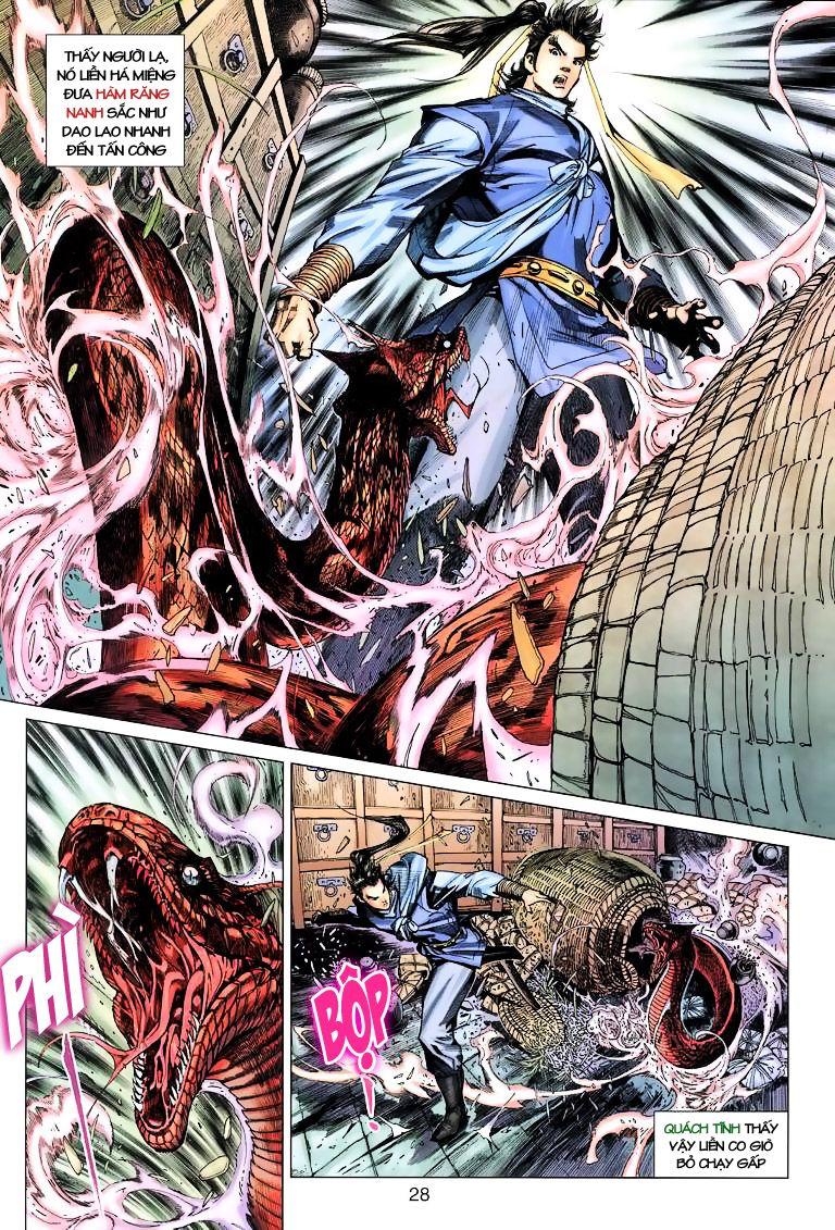 Anh Hùng Xạ Điêu anh hùng xạ đêu chap 10 trang 28