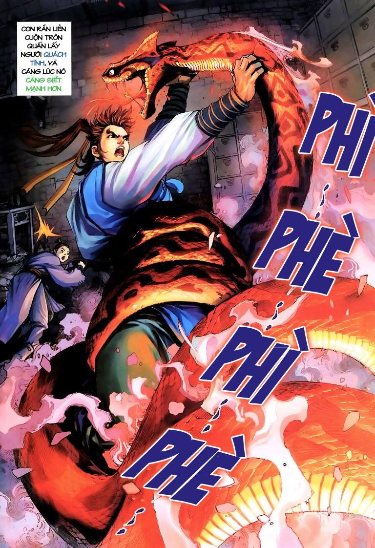 Anh Hùng Xạ Điêu anh hùng xạ đêu chap 10 trang 30