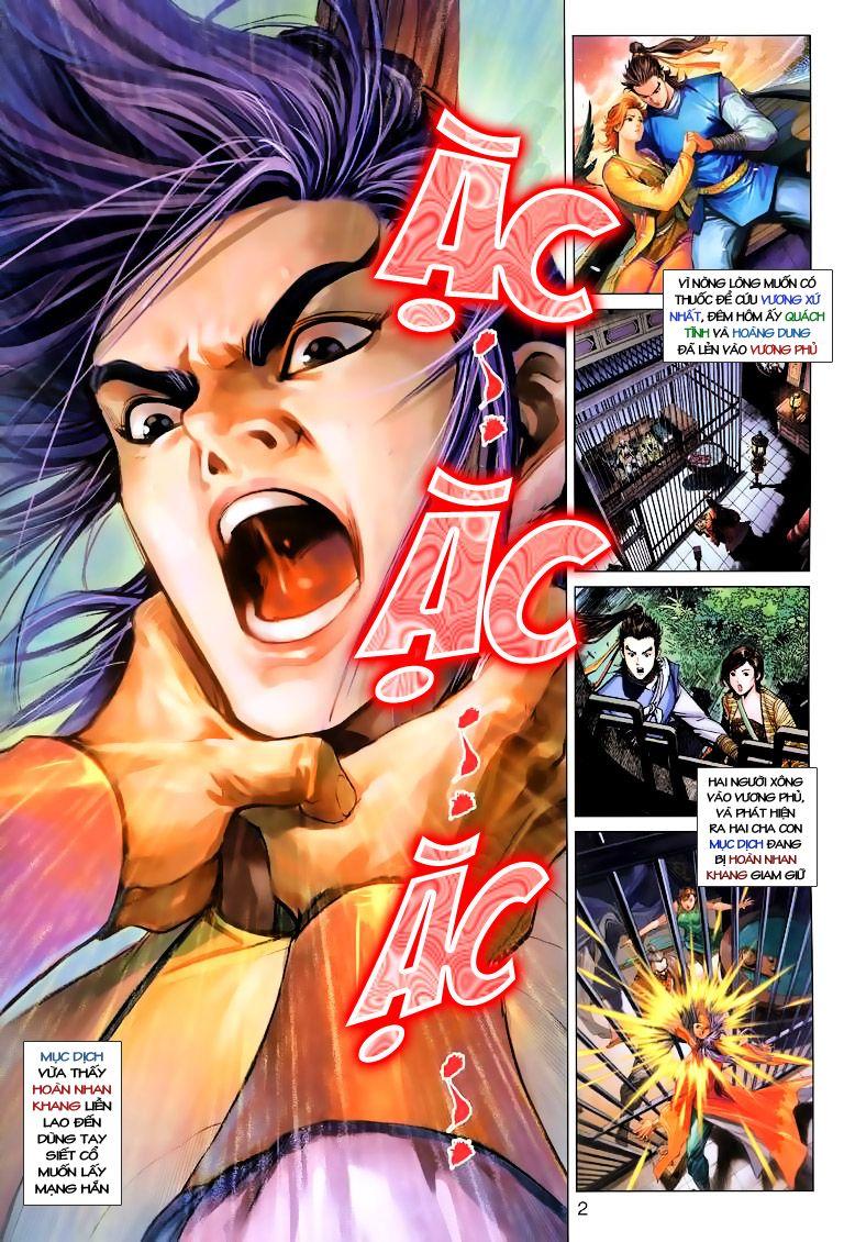 Anh Hùng Xạ Điêu anh hùng xạ đêu chap 10 trang 2
