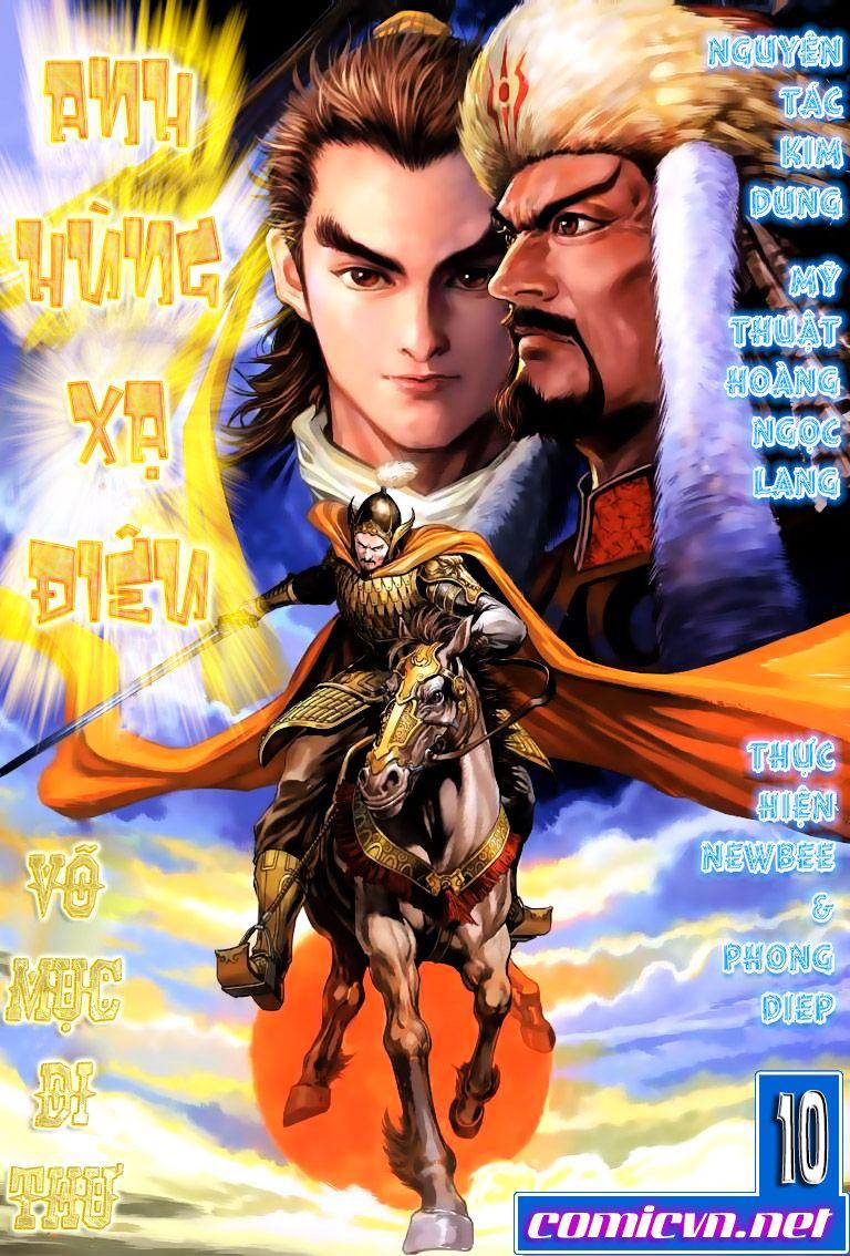 Anh Hùng Xạ Điêu anh hùng xạ đêu chap 10 trang 1