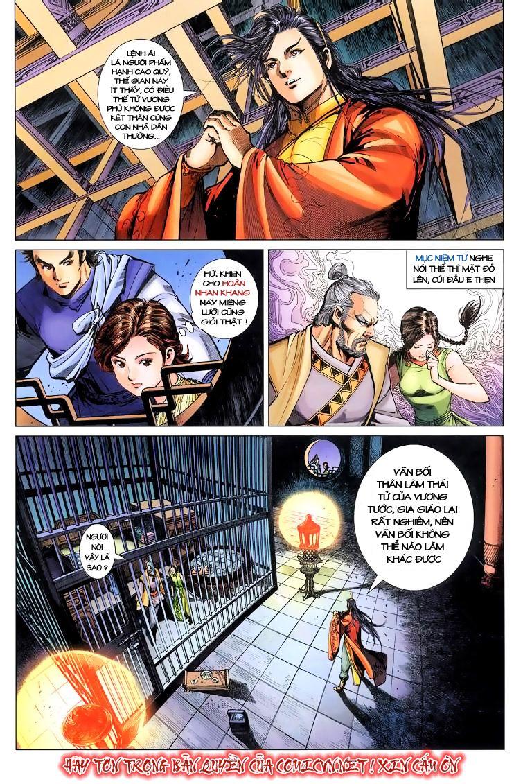 Anh Hùng Xạ Điêu anh hùng xạ đêu chap 10 trang 6