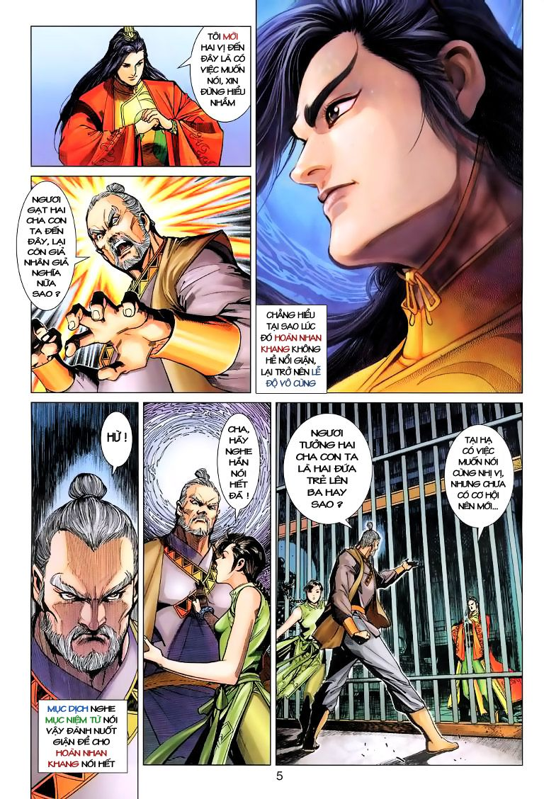 Anh Hùng Xạ Điêu anh hùng xạ đêu chap 10 trang 5