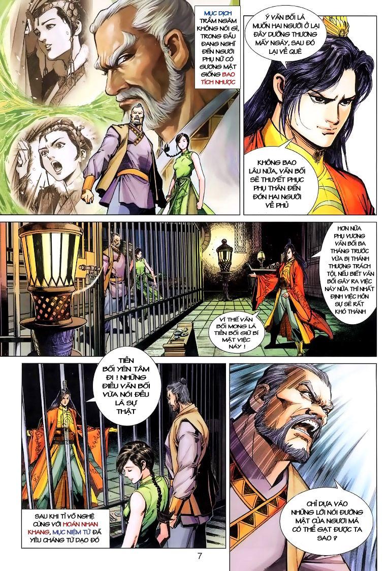 Anh Hùng Xạ Điêu anh hùng xạ đêu chap 10 trang 7