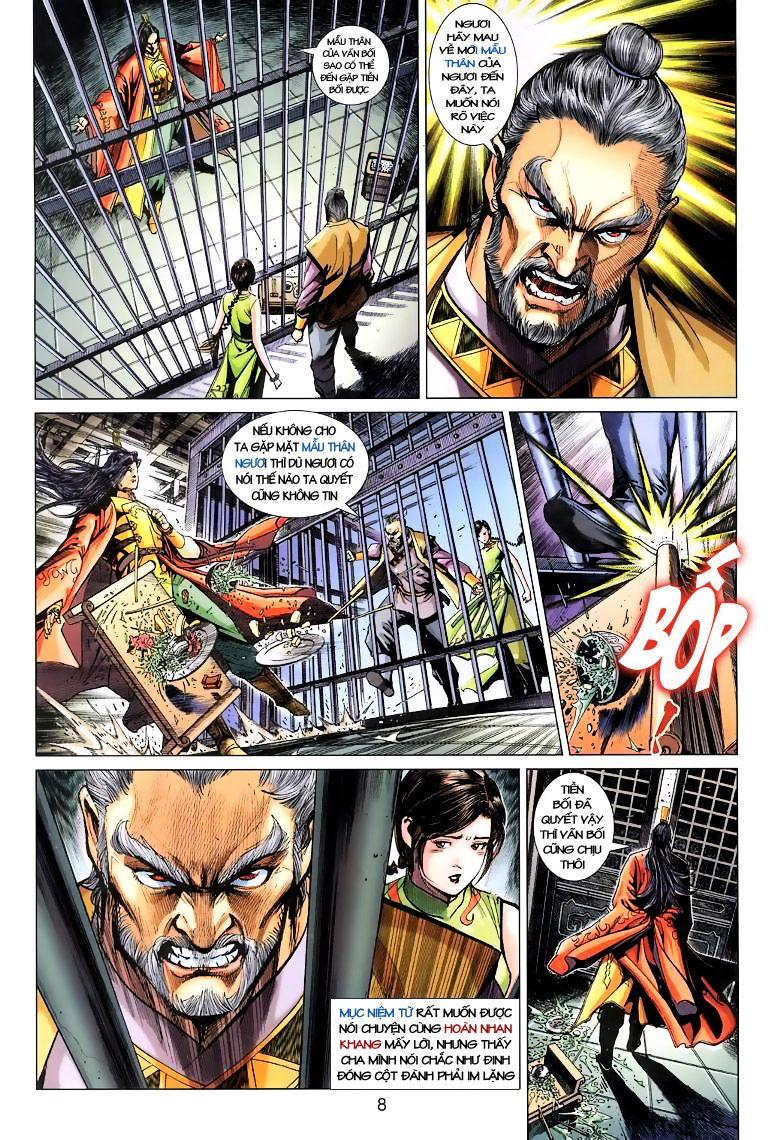 Anh Hùng Xạ Điêu anh hùng xạ đêu chap 10 trang 8