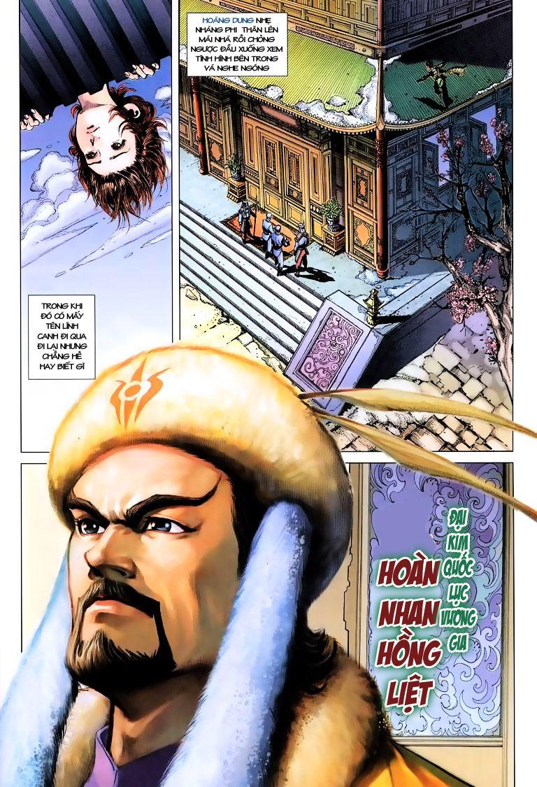 Anh Hùng Xạ Điêu anh hùng xạ đêu chap 10 trang 14
