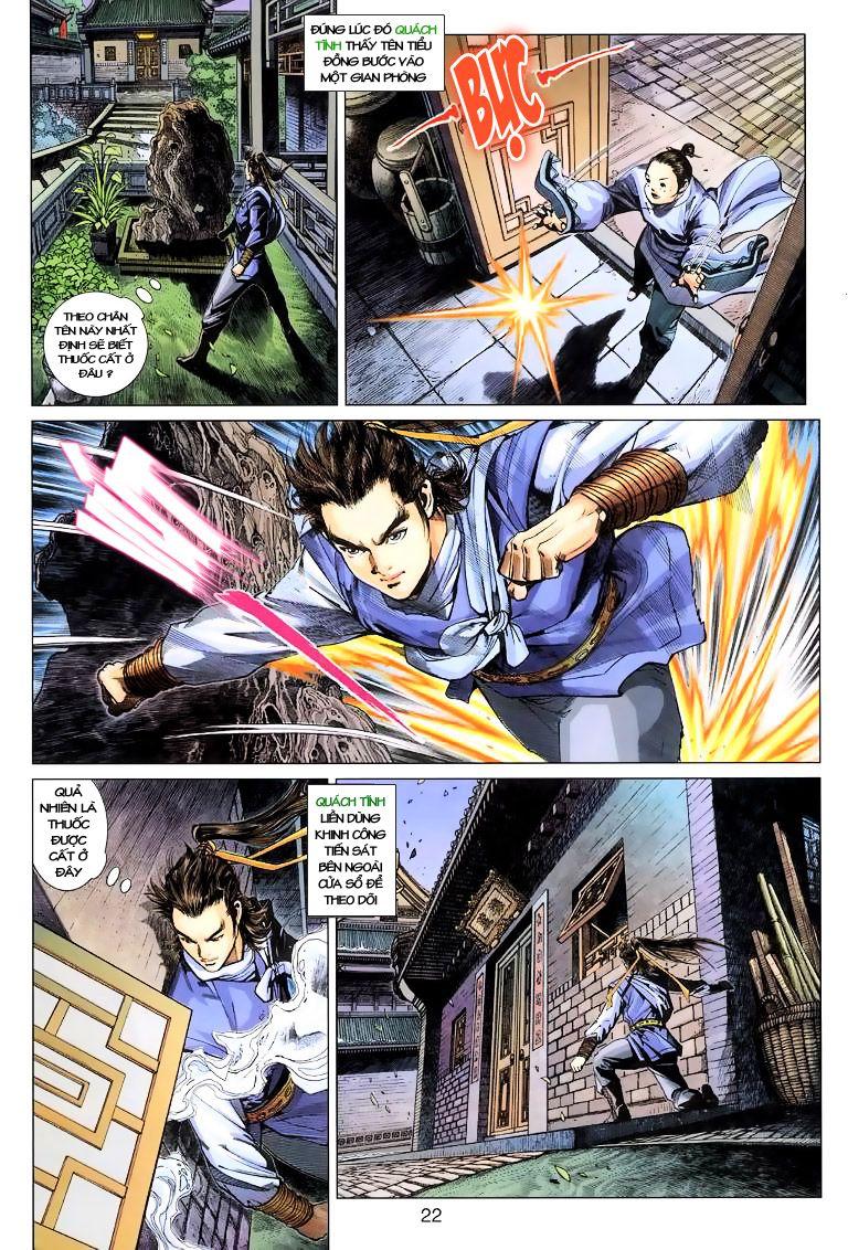 Anh Hùng Xạ Điêu anh hùng xạ đêu chap 10 trang 22