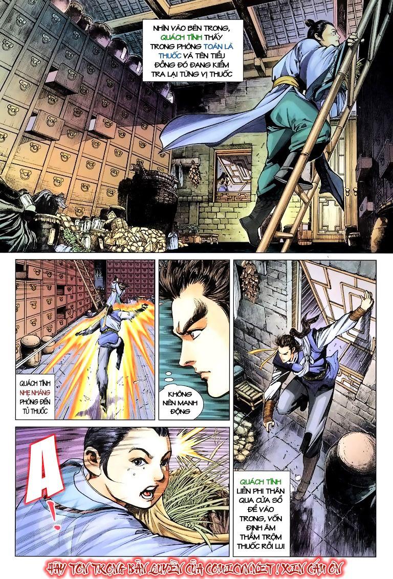 Anh Hùng Xạ Điêu anh hùng xạ đêu chap 10 trang 23
