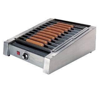 Cretors Hot Dog Grill Manual on
