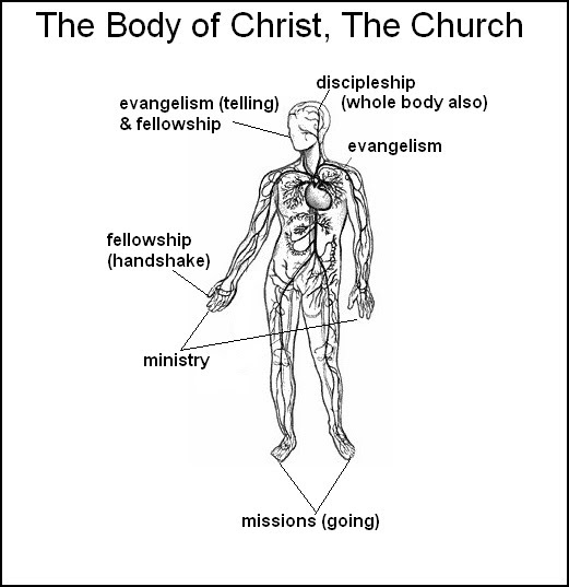 The Stanley Stylus: The Body of Christ