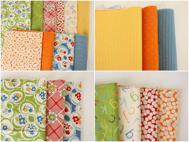 Beginning Quilt-a-long Week 2 - Choosing Fabric