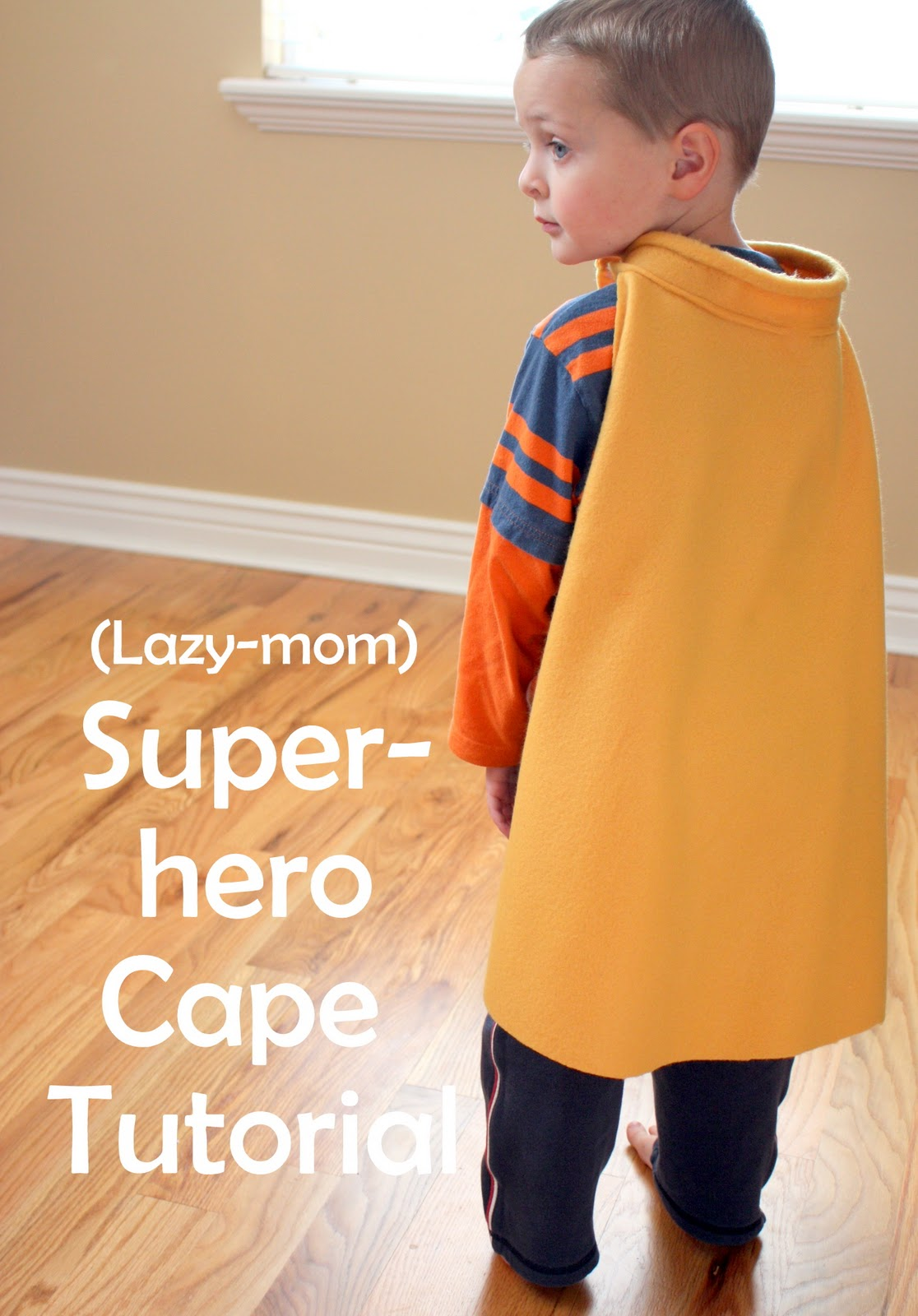 super easy superhero cape tutorial diary of a quilter a quilt blog
