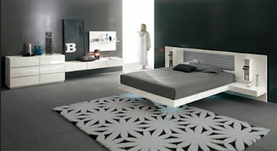 Floating Bed Unique Bedroom Furniture from Alf Group of ...