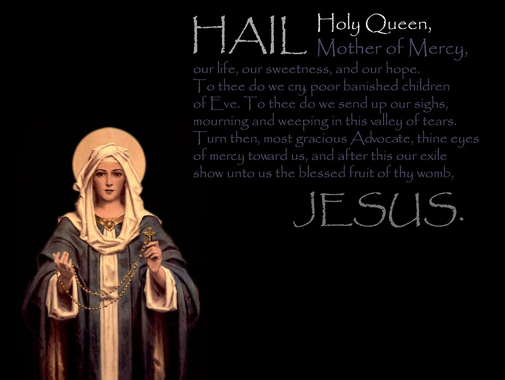 Learn With Us The Hail Holy Queen